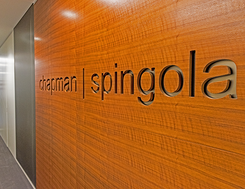 Chapman Spingola Entryway