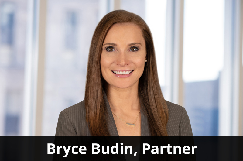 Bryce Budin | Partner