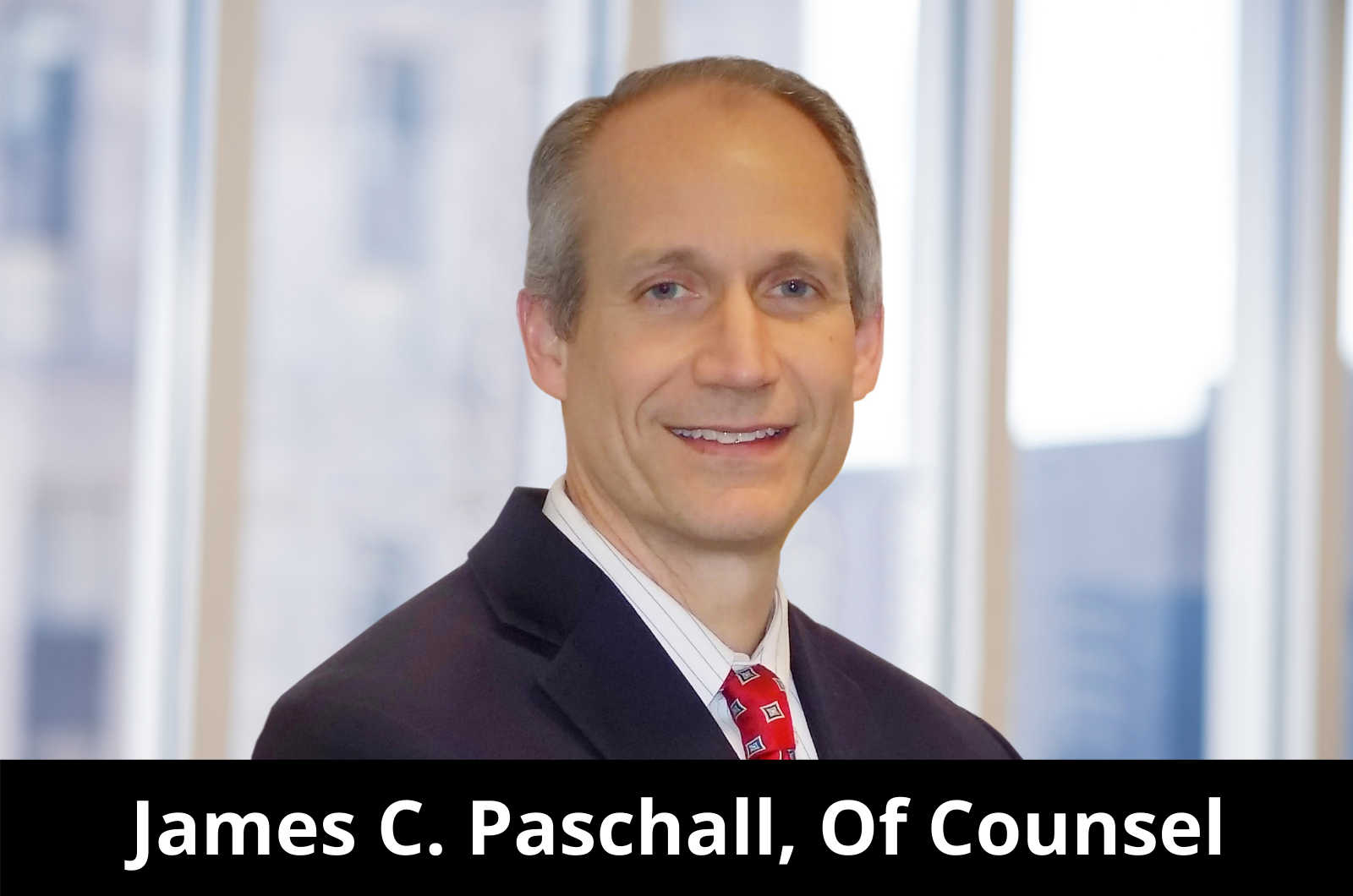 James C. Pashall