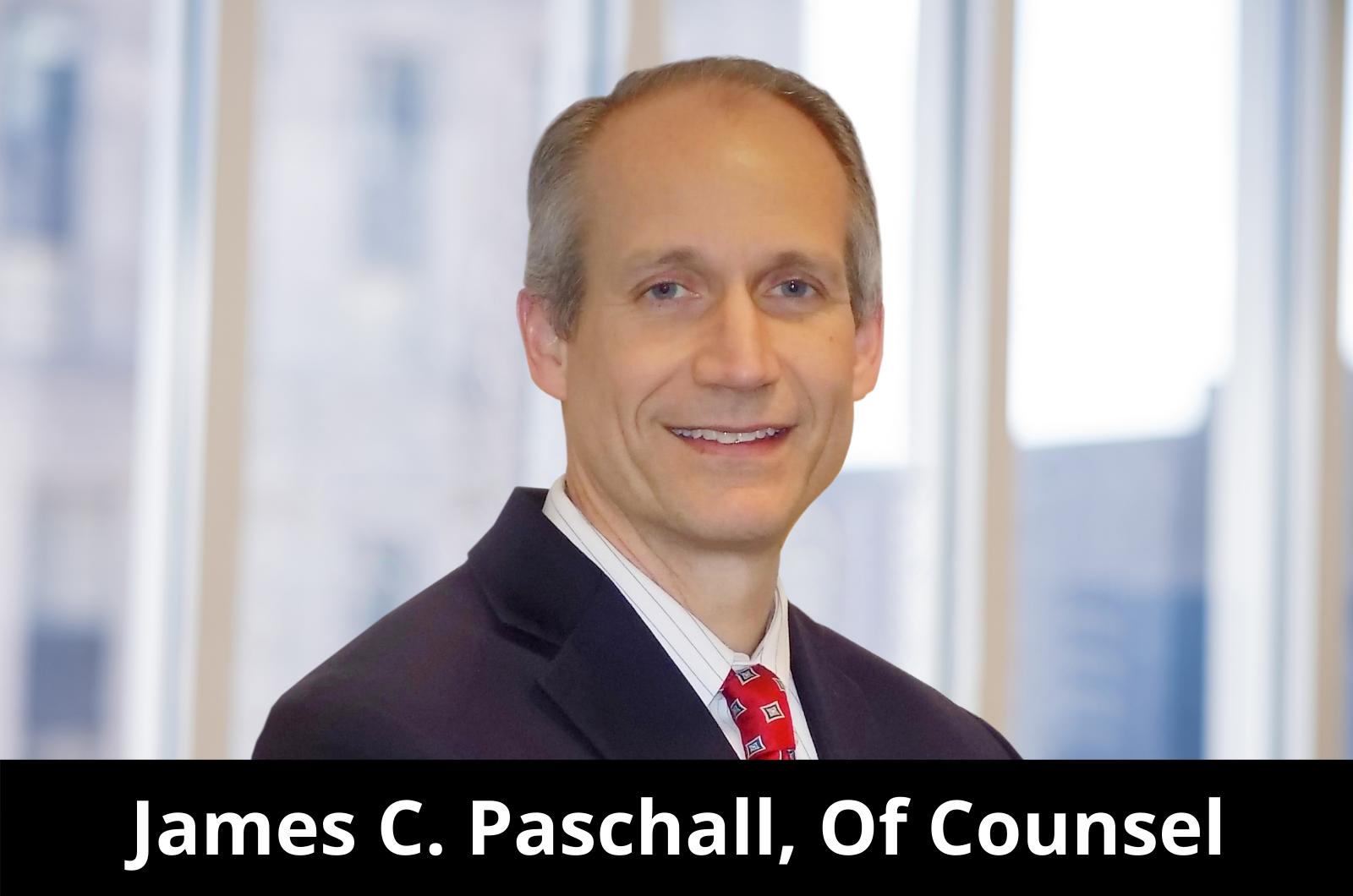 James C. Pashall